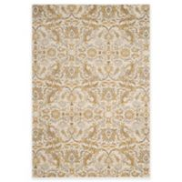 Safavieh Evoke Collection Grove 4-Foot x 6-Foot Area Rug in Ivory/Gold