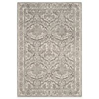 Safavieh Evoke Collection Jade 5-Foot 1-Inch x 7-Foot 6-Inch Area Rug in Ivory/Grey