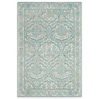 Safavieh Evoke Collection Jade 8-Foot x 10-Foot Area Rug in Ivory/Light Blue
