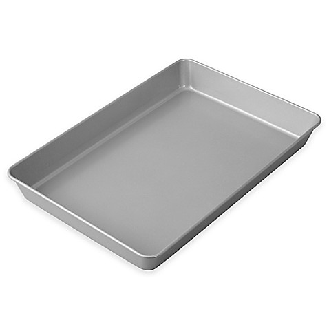 sheet cake pan wilton 174 baker s best 174 bake more 12 inch x 18 inch mega 7323