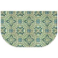 The Softer Side by Weather Guard™ 24-Inch x 40-Inch Casa Green Kitchen Mat