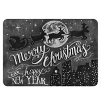 The Softer Side by Weather Guard™ 18-Inch x 27-Inch City Sleigh Kitchen Mat