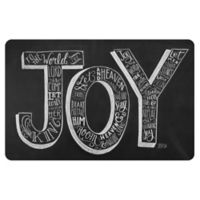 The Softer Side by Weather Guard™ 18-Inch x 27-Inch Joy Kitchen Mat