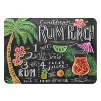 The Softer Side by Weather Guard™ 23-Inch x 36-Inch Rum Punch Kitchen Mat