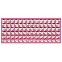 The Softer Side by Weather Guard™ 25-Inch x 60-Inch Mod Santa Kitchen Mat