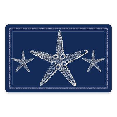 The Softer Side by Weather Guard  18 Inch x 27 Inch Nautical Sea. Buy Machine Washable Nautical Rugs from Bed Bath  amp  Beyond