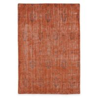 Kaleen Restoration Curio 2-Foot x 3-Foot Accent Rug in Pumpkin