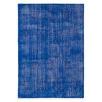 Kaleen Restoration Curio 4-Foot x 6-Foot Area Rug in Blue