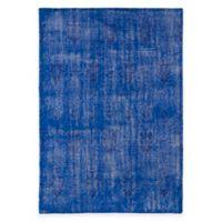 Kaleen Restoration Curio 5-Foot x 8-Foot Area Rug in Blue