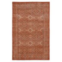 Kaleen Restoration Paulina 8-Foot x 10-Foot Area Rug in Paprika