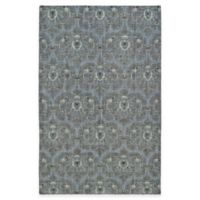 Kaleen Relic Portia 4-Foot x 6-Foot Area Rug in Graphite