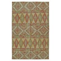 Kaleen Relic Nym 2-Foot x 3-Foot Multicolor Accent Rug