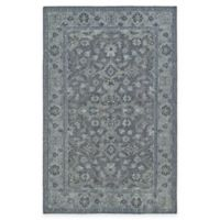 Kaleen Relic 5-Foot 6-Inch x 8-Foot 6-Inch Area Rug in Grey