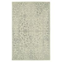 Kaleen Montage Celia 3-Foot 6-Inch x 5-Foot 6-Inch Area Rug in Ivory