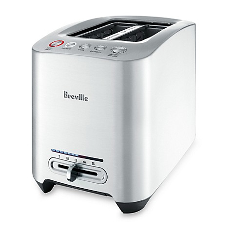 Breville 174 Die Cast 2 Slice Smart Toaster Bed Bath Amp Beyond