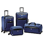 American Tourister® Brookfield 4-Piece Luggage Set in Navy