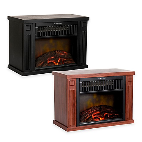 Stay comfy and warm this winter with the portable Northwest Mini Electric Fireplace Heater. This stunning and cozy home addition brings all the joy of a fireplace without any of the dangers of an open flame or wood chopping. Free shipping on orders over $29.