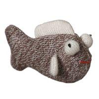 Multipet™ Sock Pals Fish Cat Toy