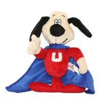 Multipet™ Underdog Talking Plush Dog Toy in Red/Blue