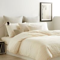 DKNY Loft Stripe Twin/Twin XL Comforter Set in Chalk