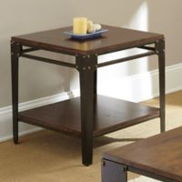 Steve Silver Co. Barrett End Table in Cherry