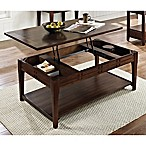 Steve Silver Co. Crestline Cocktail Table in Cherry