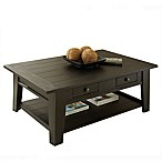 Steve Silver Co. Liberty Cocktail Table in Antique Black