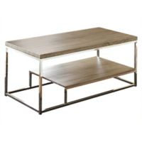 Steve Silver Co. Lucia Cocktail Table in Grey