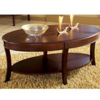 Steve Silver Co. Troy Cocktail Table in Brown