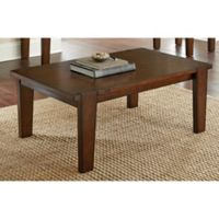 Steve Silver Co. Vince Cocktail Table in Brown Cherry