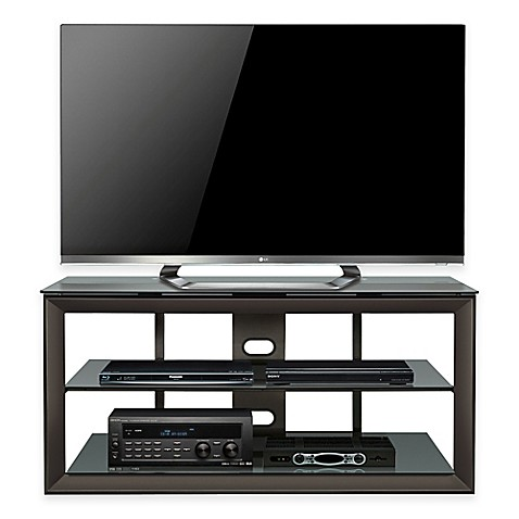 Bell O 174 52 Inch Tv Stand In Dark Pewter Bed Bath Amp Beyond