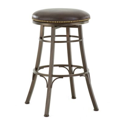 Bali Backless Swivel Bar Stool  sc 1 st  Bed Bath u0026 Beyond : backless swivel bar stool - islam-shia.org