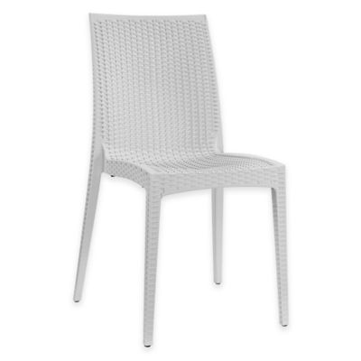 Modway Intrepid Dining Side Chair In Grey
