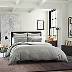 Kenneth Cole New York Dovetail King Duvet Cover in Grey