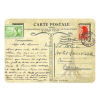 The Softer Side by Weather Guard™ 23-Inch x 36-Inch Parisian Postcard Kitchen Mat
