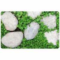 The Softer Side by Weather Guard™ 23-Inch x 26-Inch Path Stones Kitchen Mat