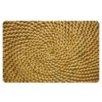 The Softer Side by Weather Guard™ 23-Inch x 36-Inch Radial Weave Kitchen Mat