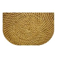 The Softer Side by Weather Guard™ 24-Inch x 40-Inch Radial Weave Kitchen Mat