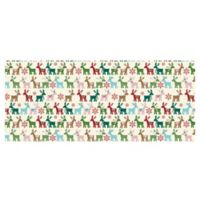 The Softer Side by Weather Guard™ 25-Inch x 60-Inch Reindeer Kitchen Mat