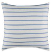 kate spade new york Monaco European Pillow Sham in Cornflower