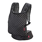 Infantino® Zip Ergonomic Travel Baby Carrier in Black
