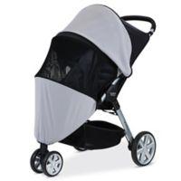 BRITAX B-Agile Stroller Sun Cover in Grey/Black