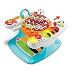 Fisher-Price® Entertainer 4-in-1 Step 'n Play Piano Activity Seat