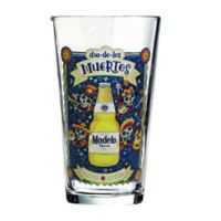 Arc International Modelo Dia De Los Muertos Band Glasses (Set of 4)