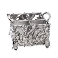 Arthur Court Designs Butterfly Flatware Caddy