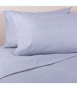 Bee & Willow™ Home Set de sábanas queen de franela en gris brezo