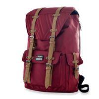 Olympia® Hopkins 18-Inch Backpack in Wine
