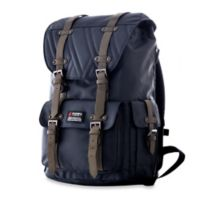Olympia® Hopkins 18-Inch Backpack in Navy/Black