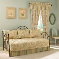 Waverly® Cape Reversible Daybed Set in Coral