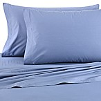 ED Ellen DeGeneres Garment Washed King Sheet Set in Indigo